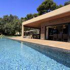Villa d'architecte sur les hauteurs à Cassis