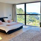 Villa moderne avec piscine et vue sur mer à Nice