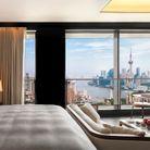 Hôtel Bulgari à Shangaï, par Antonio Citterio