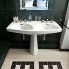 Initials lavabo