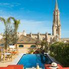 Toit terrasse avec vue sur Palma de Majorque