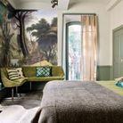 Une chambre exotique