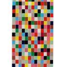 Plaque de treize crayons de couleur