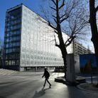 L'Institut du Monde Arabe à Paris (1987)