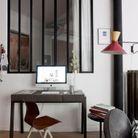 Bureau d'un appartement de 55 m²