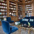 Une immense bibliothèque