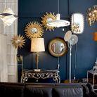 Decoration shopping visite tendance londres vintage sarah bagner atomic antiques