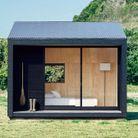 Une tiny house designé par Muji