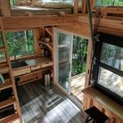 Une tiny house duplex