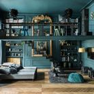 Le salon ose la mezzanine