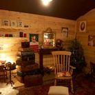 La chambre du pere noel