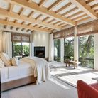 La chambre de Robert Redford en Californie