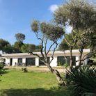 Une maison contemporaine au pied de la Vallée de St Pons, Bouches-du-Rhône