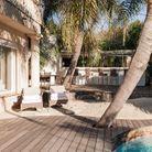 Une villa luxueuse avec piscine à Carqueiranne, Var