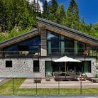 Une villa à la montagne
