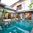Une villa indonésienne à Seminyak