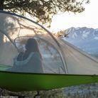 La tente ovni