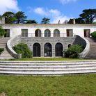 L'arrière de la Villa, un décor digne d'un film de Visconti