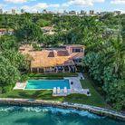 La résidence de vacances de Cindy Crawford à Miami