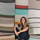 Susana Godinho, l'âme de la manufacture de tapis Sugo Cork Rugs.