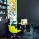 Un bureau contemporain