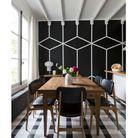 Une salle à manger au style scandinave