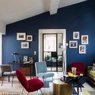 Le salon coloré