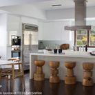 Une cuisine lumineuse et fonctionnelle