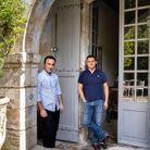 Anthony Watson (à gauche) et Benoît Rauzy (à droite).