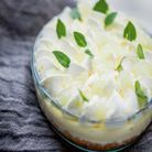 Cheesecake limoncello de Christophe Michalak