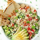 Salade healthy à la grecque