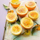 Des fruit caramélisés