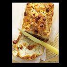 Cuisine recettes pique nique cake au chorizo