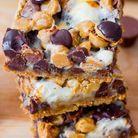 Magic cookie bar beurre de cacahuètes