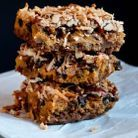 Magic cookie bars potiron gingembre