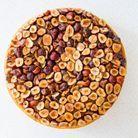 La galette des rois de la pâtisserie du Meurice par Cédric Grolet