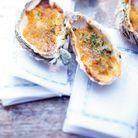Les huîtres,  un aliment riche en zinc