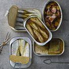 Le poisson en conserve est un aliment riche en calcium