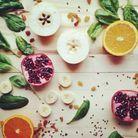 Les fruits sont des aliments riches en fibres