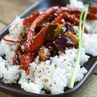 Le riz est un aliment sans gluten