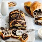 Babka chocolat orange