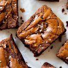 Brownie américain au nutella