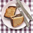 Sandwich truffe fraiche beurre sale