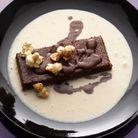 Fondant chocolat revisité sans beurre