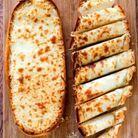 Garlic bread au fromage