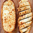 Garlic bread au fromage