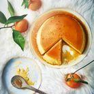 Crème renversée, caramel aux clémentines
