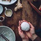 La texture de la pâte