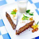 Gâteau au potimarron et aux épices