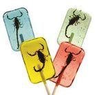 Sucettes Scorpion